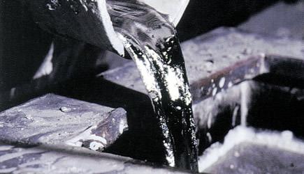 smaltimento alluminio - fusione