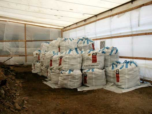 big bags amianto