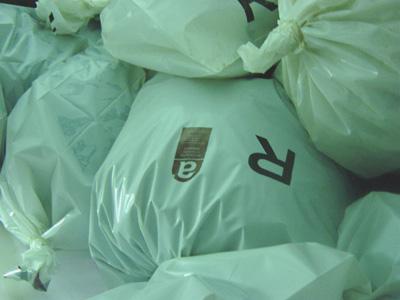 sacchi amianto