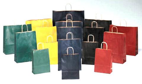 rifiuti carta - sacchetti