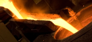 smaltimento acciaio - fusione