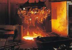 smaltimento ferro - fonderia