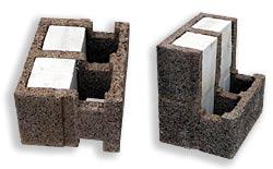 blocco legno-cemento
