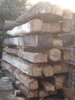rifiuti legno - travi