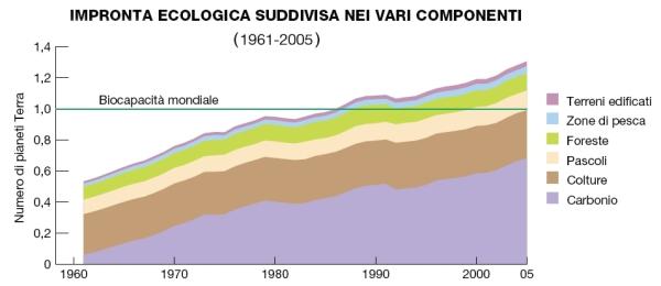 Impronta Ecologica Disaggregata