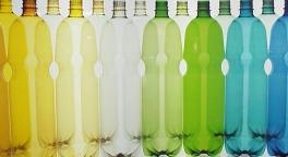 rifiuti plastica - bottiglie