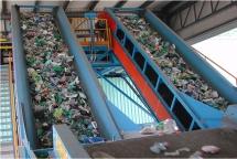 separazione plastica