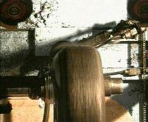 ricostruzione pneumatici - soluzionatura