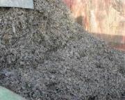 materiale triturato - residui acciaio