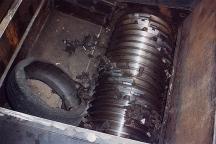 smaltimento pneumatici - triturazione meccanica