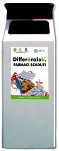 Raccolta differenziata farmaci