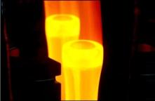 smaltimento vetro - fusione