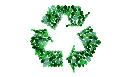 Smaltimento vetro - riciclo